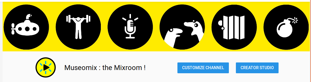 mixroom channel